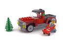 Christmas Tree Truck - LEGO set #40083-1