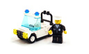 Precinct Cruiser - LEGO set #6506-1