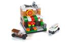 Pizza Place - Bricktober 2014 - LEGO set #40181-1