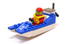 Wave Racer - LEGO set #6508-1