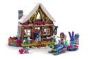 Snow Resort Chalet - LEGO set #41323-1