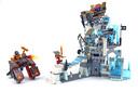 Sir Fangar's Ice Fortress - LEGO set #70147-1