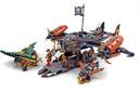 Misfortune's Keep - LEGO set #70605-1