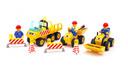 Construction Crew - LEGO set #6565-1