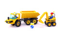 Dig 'N' Dump - LEGO set #6581-1