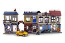 Bike Shop & Café - LEGO set #31026-1