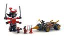 Cole's Earth Driller - LEGO set #70669-1