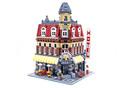 Cafe Corner - LEGO set #10182-1