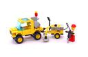 Pothole Patcher - LEGO set #6667-1