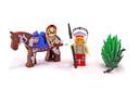 Tribal Chief - LEGO set #6709-1