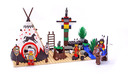Chief's Tepee - LEGO set #6746-1