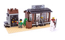 Sheriff's Lock-Up - LEGO set #6755-1