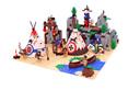 Rapid River Village - LEGO set #6763-1