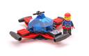Saucer Scout - LEGO set #6835-1