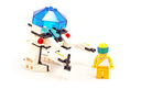 Strategic Pursuer - LEGO set #6848-1