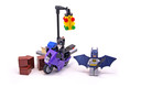 Catwoman Catcycle City Chase - LEGO set #6858-1