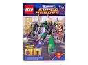 Superman vs Power Armor Lex - LEGO set #6862-2 (NISB)