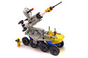Mobile Rocket Transport - LEGO set #6950-1