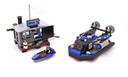 Hovercraft Hideout - LEGO set #7045-1