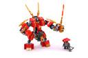 Kai's Fire Mech - LEGO set #70500-1