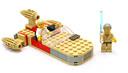 Landspeeder - LEGO set #7110-1