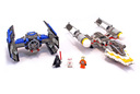 TIE Fighter & Y-wing - LEGO set #7150-1