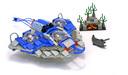 Gungan Sub - LEGO set #7161-1