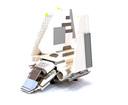 Imperial Shuttle - LEGO set #7166-1