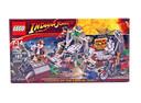 Chauchilla Cemetery Battle - LEGO set #7196-1 (NISB)