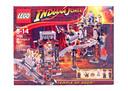 The Temple of Doom - LEGO set #7199-1 (NISB)
