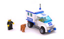 Police Dog Unit - LEGO set #7285-1