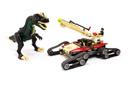 Iron Predator vs. T-Rex - LEGO set #7476-1
