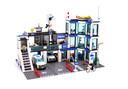 Police Station - LEGO set #7498-1