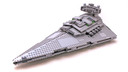 Imperial Star Destroyer - LEGO set #75055-1