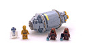 Droid Escape Pod - LEGO set #75136-1