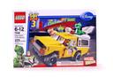Pizza Planet Truck Rescue - LEGO set #7598-1 (NISB)