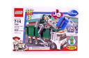 Garbage Truck Getaway - LEGO set #7599-1 (NISB)