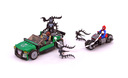Spider-Man: Spider-Cycle Chase - LEGO set #76004-1