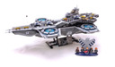 SHIELD Helicarrier - LEGO set #76042-1