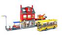 City Corner - LEGO set #7641-1