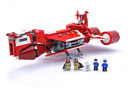 Republic Cruiser (Limited Edition - with R2-R7) - LEGO set #7665