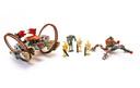 Hailfire Droid & Spider Droid - LEGO set #7670-1