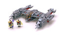 MagnaGuard Starfighter - LEGO set #7673-1