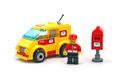 Mail Van - LEGO set #7731-1