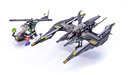 The Batwing: The Joker's Aerial Assault - LEGO set #7782-1