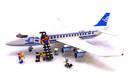 Passenger Plane - LEGO set #7893-1