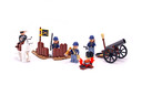 Cavalry Builder Set - LEGO set #79106-1