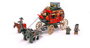 Stagecoach Escape - LEGO set #79108-1