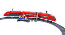 Passenger Train - LEGO set #7938-1