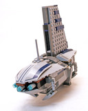 Separatist Shuttle - Preview 3